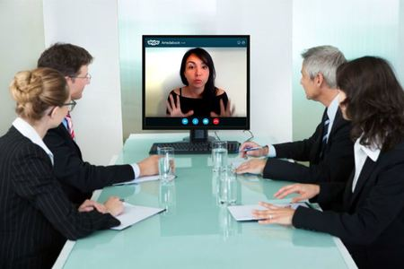consulenza marketing arredamento su skype