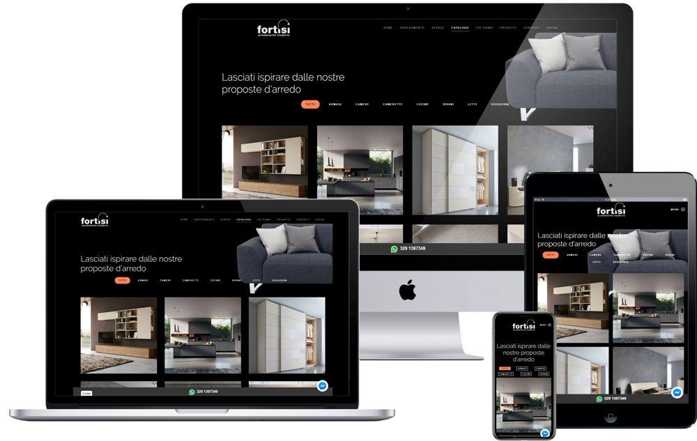 Sito internet arredamento for Siti arredamento on line